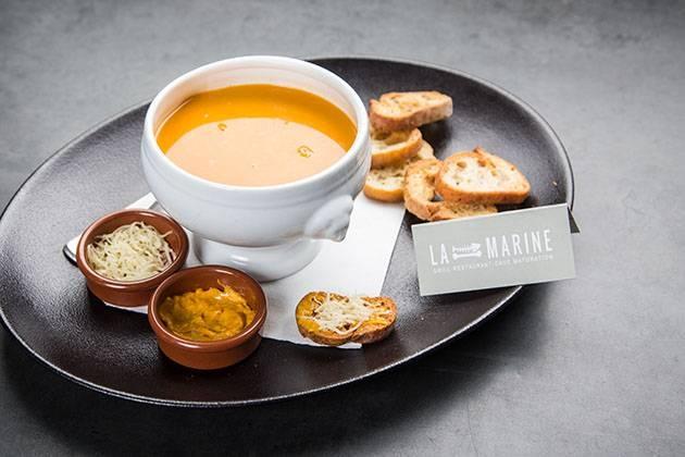 Galerie - La Marine - Restaurant Sète